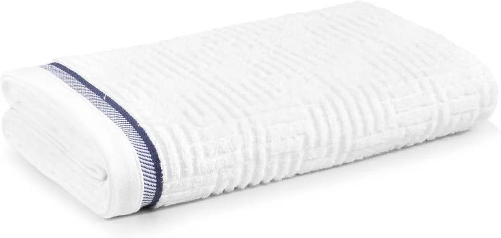 Toalha de Banho Karsten Diniz Branco 70 X 140 Cm
