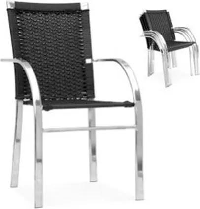 Cadeira Atenas Empilhável