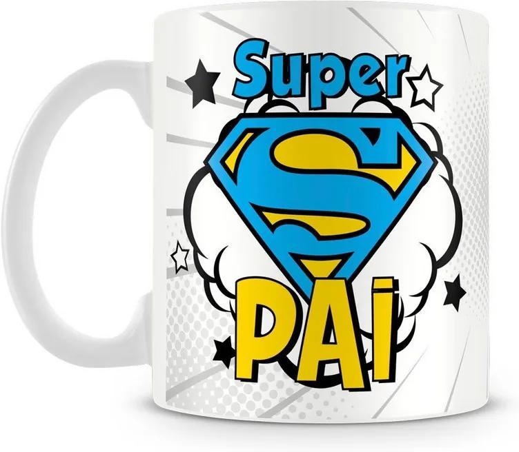 Caneca Personalizada Super Pai