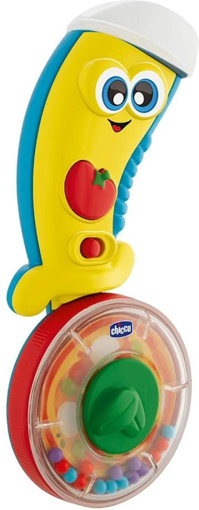 Brinquedo Músical Chicco Ciro, O Pizzaiolo