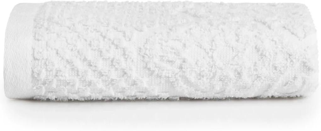 Toalha De Rosto Altenburg Macramê 100% Algodão Branco