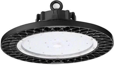 luminária CAPANNONE 6.000K preto industríal ilunato ILT1660 - 100W