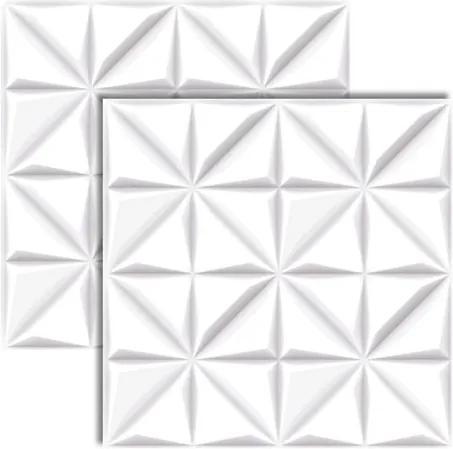 Porcelanato Berlim White Acetinado Retificado 62,5x62,5cm - 62043 - Embramaco - Embramaco