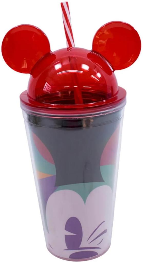 Copo Minas De Presentes Mickey Preto