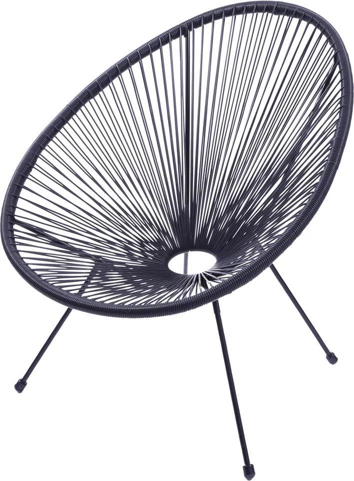 Cadeira Acapulco - Preta