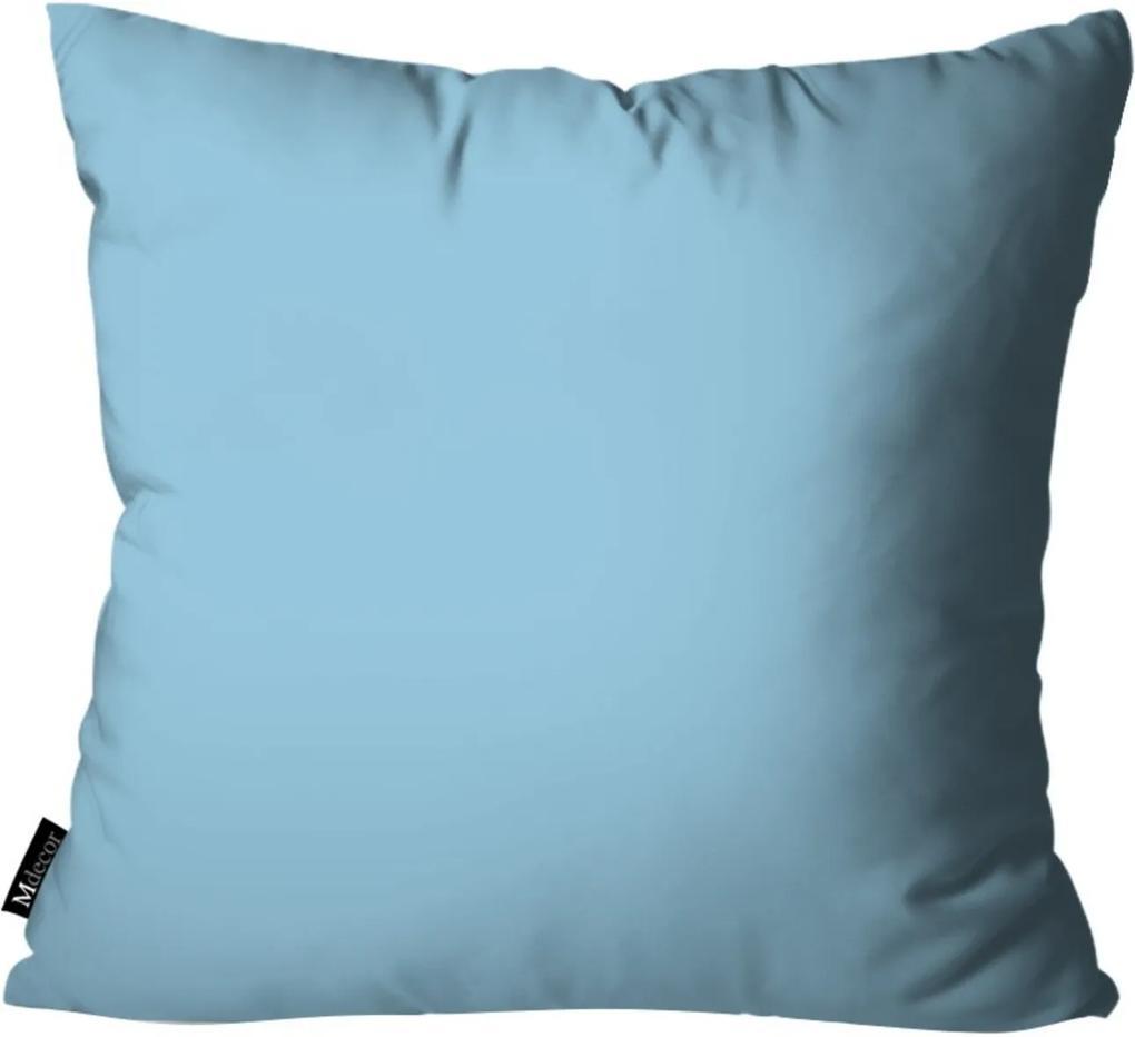 Capa para Almofadas Mdecore de Páscoa Azul 55x55