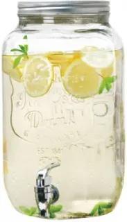 Suqueira de Vidro Grande 7,5L
