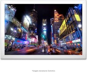 Poster Times Square, Noite (60x90cm, Apenas Impressão)