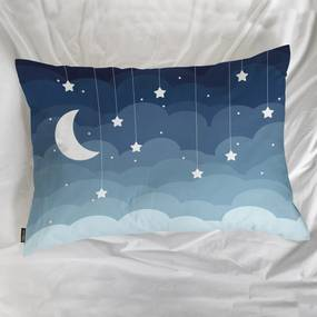Fronha Avulsa Lua Azul50x70cm