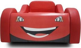 Mini Cama Baby Flash Cama Carro Do Brasil Vermelho