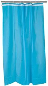 Cortina para Box Lisa Azul 180x138 cm