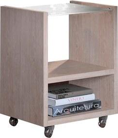 Mesa de Canto Loire 51 cm - Wood Prime RM 33151