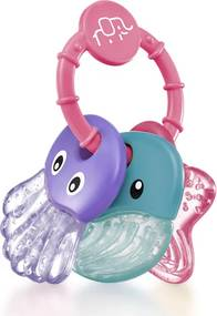 Mordedor Sea Friends Rosa - Multikids Baby