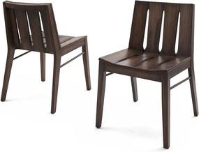 Cadeira Patrícia Estilo Rústico em Madeira Maciça