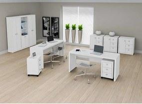 Mesa para Computador ME4109 Branco Tecno Mobili