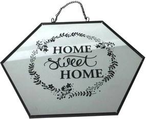 Placa Decorativa com Alça Home Sweet Home Urban Home
