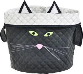 Balaio gatinho cinza