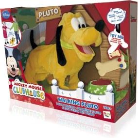 Disney Pelúcia Walking Pluto Multikids - BR230