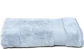 Toalha de Banho Gigante Karsten Elegance Faces 86x150cm Azul