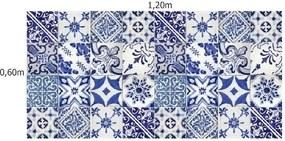 Adesivo Azulejos Portugueses 02 (20x20cm)