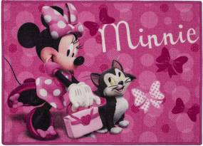 Tapete Infantil Minnie 70X50