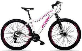 Bicicleta Aro 29 Dropp KSW Feminina Freio a Disco Cambio Shimano 21v