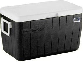 Caixa Térmica com Termômetro 48 QT Preto - Coleman