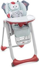 Cadeira de Alimentação Chicco Polly2Start Baby Elephant