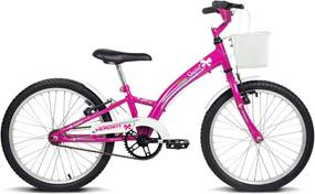 Bicicleta F Smart Pk C/ Ac Br - Aro 20