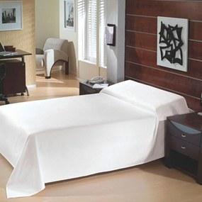 Colcha Solteiro Branca 1,90 x 2,50m - Clássica Teka