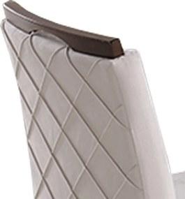 Cadeira Jussara Estofada Castanho A04