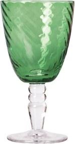 Conj. De Taças De Agua Summer Verde