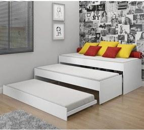 Cama Infantil Tricama 0739 Branco Premium - Multimóveis