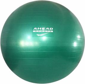 Bola Ahead Sports Para Pilates 75 CM Verde