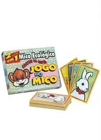 JOGO DA MEMÓRIA E JOGO DO MICO 2 EM 1