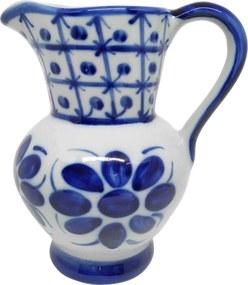 Jarra de Porcelana Azul Colonial 1800 ml