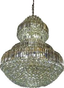 Lustre Clássico em Cristal 150 x 100 cm