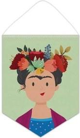 Bandeirola / Flâmula - Frida Kahlo