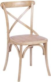 Cadeira Kat Rústica - Madeira