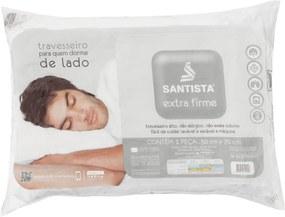Travesseiro Santista Extra Firme Branco