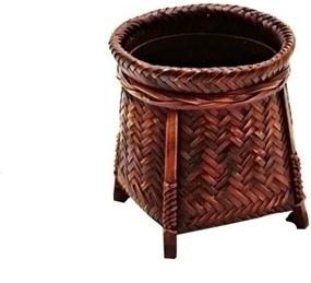 cestos TOCANTINS 2pçs madeira Ilunato FG6082A