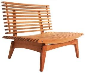 Poltrona Eclipse (almofadas não acompanham o produto) - Wood Prime MR 218611