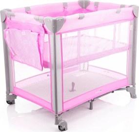 Berço Portátil Mini Play Pop Safety1st Rosa