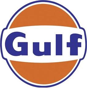 Placa Gulf