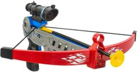 Balestra Infantil - Arco e Flecha - Vermelho - Unik Toys