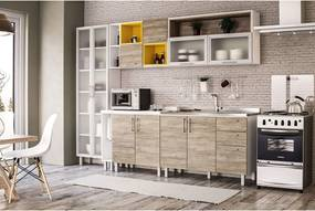 Cozinha Completa Floripa #27 com Gabinet