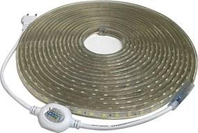 Fita de Led Plug and Play Kit com 10 mts. 14,4W/M 127V 6000K - Losch - 40626/10