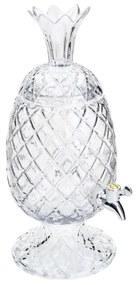 Suqueira Cristal Ecológico Abacaxi 3 Litros 35362 Wolff