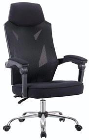 Cadeira de Escritório Work Giratória - Preto