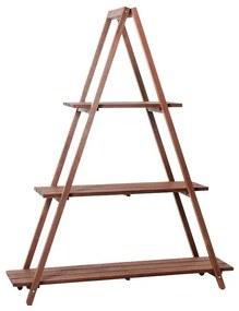 Estante Escada Aquiles - Wood Prime MR 248582